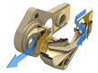 AODD membranpumper har AD pumpen højere effekt, lavere lydniveau og 3-5 gange længere drifttid