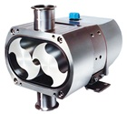 24 serie rustfri stål lobe-rotorpumper med tandhjul for dosering opgaver.