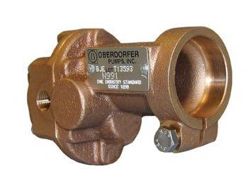 Oberdorfer tandhjulspumper fra Gardner Denver selskab.