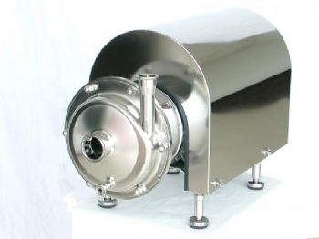 Her ses Packo centrifugalpumper serie FP, PHP, (EHEDG) SCP, PRP, CRP, FMS.