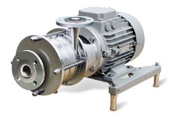 Packo rustfri centrifugalpumper