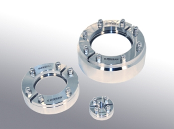 Monteringsflange - Steriflange® til montering af udstyr